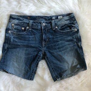 Miss Me Jeans...Cutoff Shorts